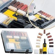 Safekom - 19 unidades de herramientas para laminado de suelo y mesa, muebles, armario