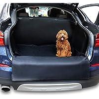 Telo Auto per Cani Protezione Bagagliaio Auto Impermeabile Antiscivolo Coprisedile Cane per Auto 185*103*34 CM