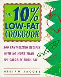 10 Per Cent Low-fat Cookbook