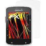 3 x atFoliX Protector Película Garmin Edge 520 Lámina Protectora - FX-Antireflex-HD Antirreflejo para pantallas de alta resolución