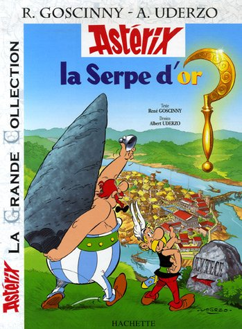 Astérix La Grande Collection - La serpe d'or - n°2