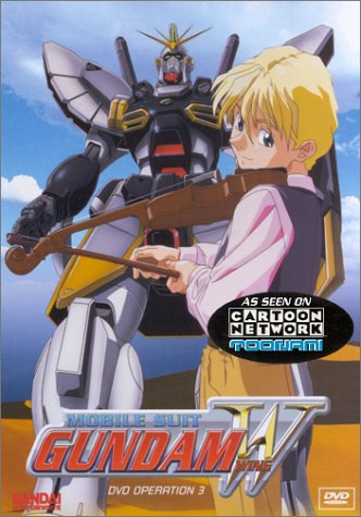 Mobile Suit GUNDAM WING - DVD Operation 3 (UK-Import) (Mobile Suit Gundam Wing)