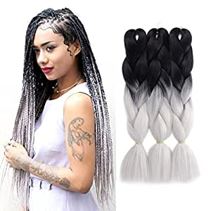 Cute Alice Style Black Color Headband  Synthetic Wig Braided 3 Style Of Lot