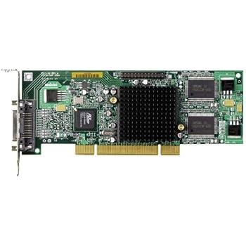 Matrox G550 Dual DVI Graphics Windows Vista 32-BIT