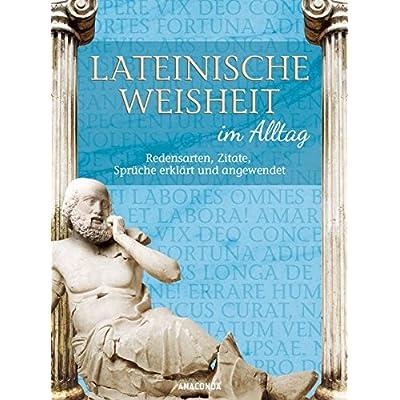 Pdf Lateinische Weisheit Im Alltag Redensarten Zitate Spruche Erklart Und Angewendet Kostenlos Download Bibliothek Bucher Waw 93