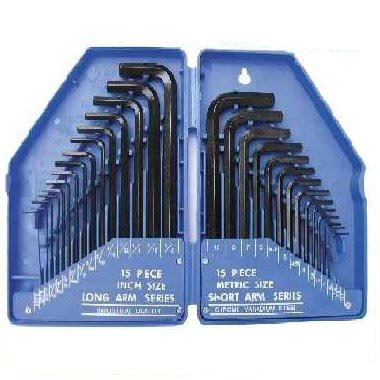 blue-spot-15320-coffret-de-30-cles-allen-30-pieces-import-grande-bretagne