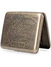 Küchenhelfer & Kochzubehör Zigarettenetui Elegant aus Metall 1 x 12er Display mit Verschiedenen Designs