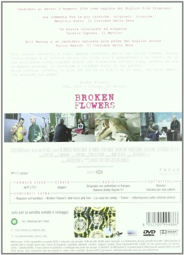 Zoom IMG-1 broken flowers dvd