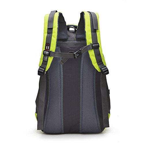 HCLHWYDHCLHWYD-spalla sacchetto di alpinismo uomini e donne il sacchetto esterno dello zaino di alpinismo di grande capienza zaino da viaggio borsa , 1 5