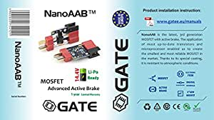 Gate Nano AAB Mosfet Active Breaking Airsoft Lipo Battery Power Control