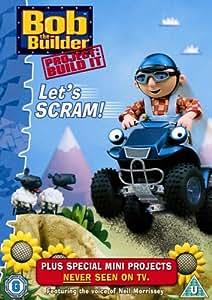 Bob the Builder: Project, Build It - Let's Scram! [DVD]
