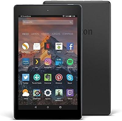Tablet Fire HD 8, pantalla de 8'' (20,3 cm)