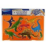 Per bambini solido stencil Pack–dinosauri, by Crafty BITZ