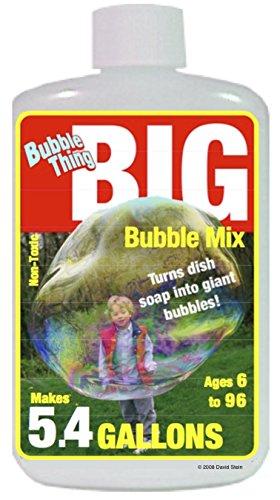 Bubble Thing Big Bubble Mix --- Blasen größten, Kosten von fernen. (5,4L Pro)