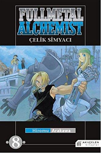 Fullmetal Alchemistçelik Simyaci 8