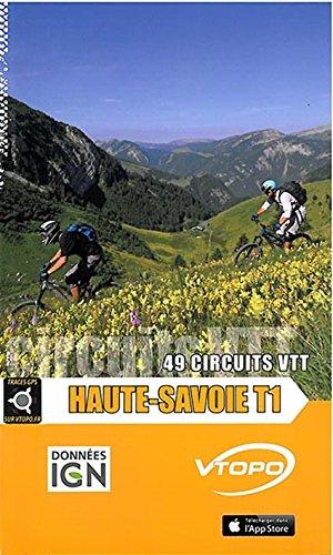 HAUTE-SAVOIE T1 47CIRCUITS VTT par O. De Smet