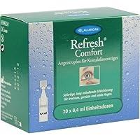 REFRESH Comfort Augen-Erfrischungstropfen 20X0.4 ml preisvergleich bei billige-tabletten.eu