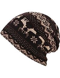 beanie Master-Halloween Navidad Sombreros Sombrero Tapas Cabeza Baotou  señoras 63f8bf8c9d7