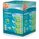 SANGENIC - Multipack 2 + 1 recharges pour poubelle sangenic