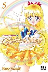 Sailor Moon Nouvelle édition Tome 5