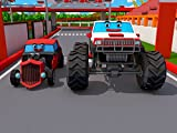 Cars Town: The Hot Rod and the Monster Truck