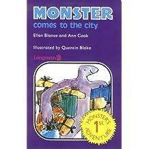 Monster Books: Monster Comes to the City Bk. 1