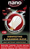 Hygiene Desinfektions Reinigungs Handschuhe - tötet 99
