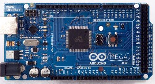 Arduino Mega 2560 Microcontroller by Robokart