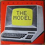 "Kraftwerk - ""The Model""- 7"" 45rpm VINYL Record Single 1978"