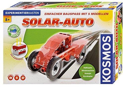 Kosmos 622817 - Solar-Auto (Modell-autos Bauen)
