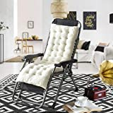 domiluoyoyo Longshow Recliner Cushions - Coussin Chaise Longue Coussin Rocking Chair...