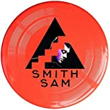 YQUE 56 Red, One Size : YQUE56 Unisex Sam Music Smith Poster Love Outdoor Game Frisbee Flyer Frisbee Yellow