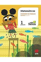 Descargar gratis Cuaderno de matemáticas. 1 Primaria, 2 Trimestre. Más Savia en .epub, .pdf o .mobi