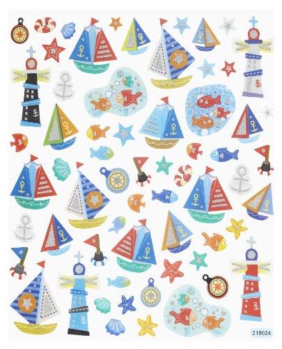 Hobby Design Sticker * Maretim Strand Schiff Boot -