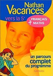 Français-Maths de la 6e à la 5ème