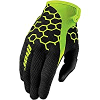 CrossFun Motocross Handschuhe orange blau grün rot grau Größe M L XL XXL