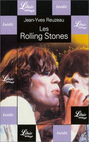 Librio: Les Rolling Stones par Jean-Yves Reuzeau