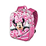 Minnie Mouse Bubblegum Kinder-Rucksack, 31 cm, Rosa
