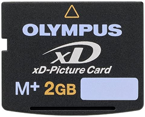 Olympus 2Gb xD-Picture Card - Type M+ with panorama function
