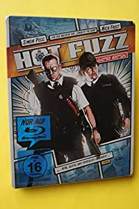 Hot Fuzz - Limited Steelbook Edition (German Import)