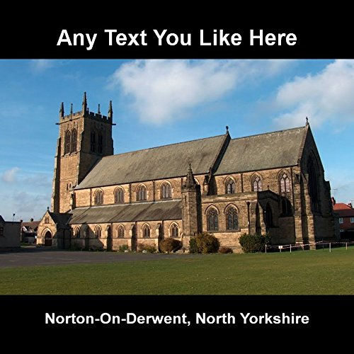 norton-on-derwent-north-yorkshire-personnalisee-sous-verre
