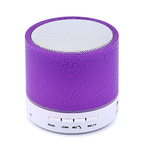 Lenuo S08U Las llamadas manos libres altavoz Bluetooth Inalámbrico radio FM TF de música de reproducción