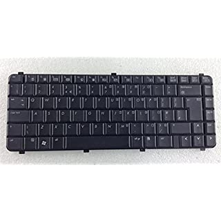 HP Compaq 615 VC284EA ABU Keyboard UK TESTED 537583-031 V061126CK1 Genuine