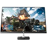 "2018 HP N270h 27"" Full HD 1920 X 1080 At 60Hz Ips LED Backlight Gaming Monitor, 16:9, 5 Ms, 1,000:1, 250 Nit, 16.7 Million Colors, Anti-Glare, HDMI/VGA"