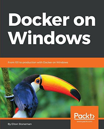 Docker on Windows por Elton Stoneman