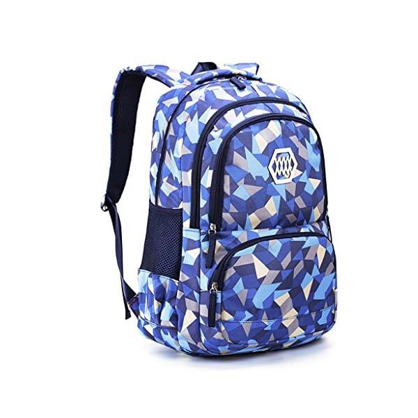 06c1dba1b0 ... bambini Borse per scuola Zaino per viaggi Campeggio Casual Daypack per  studenti scolastici Adulti. 🔍. Valigeria ...