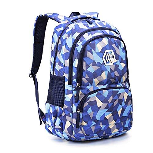 Zaino School Zaino per laptop per bambini Zaino Set di borse da scuola studenti e adulti