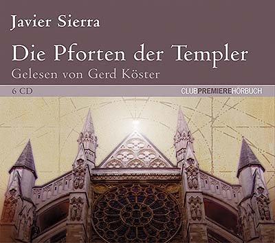 Die Pforten der Templer 6 CD Box