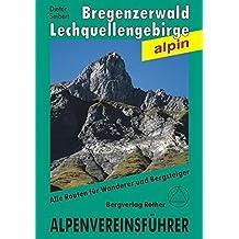Bregenzerwald- und Lechquellengebirge (Alpenvereinsführer)
