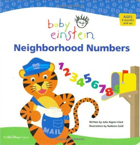 Baby Einstein: Neighborhood Numbers (Disney Baby Einstein-bücher)